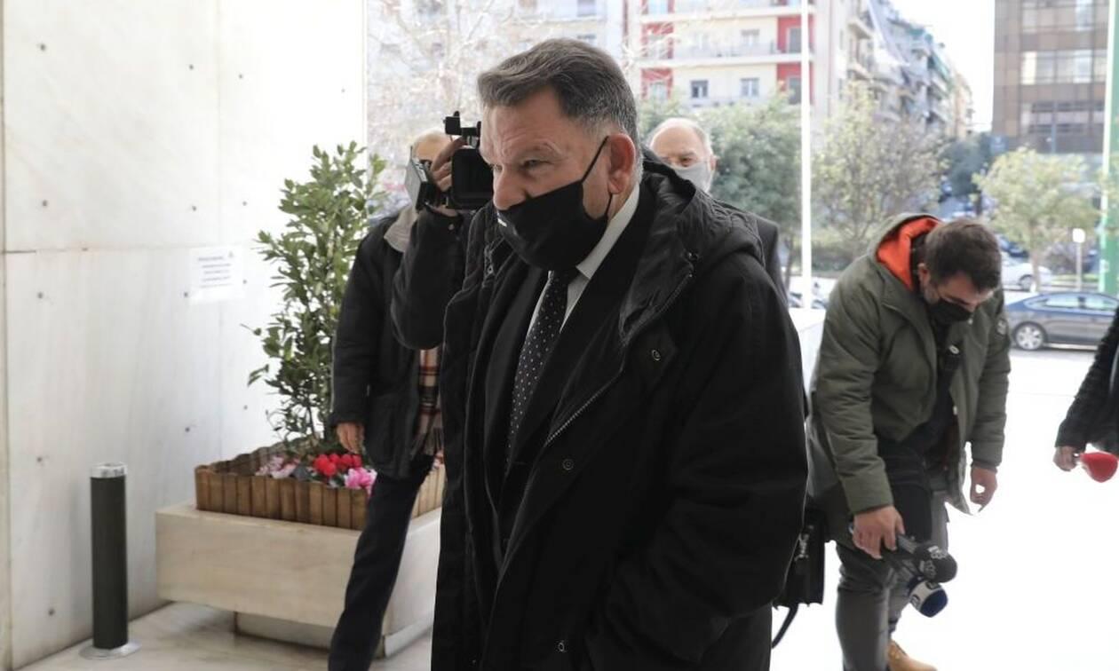Αλέξης Κούγιας: Δεν κατέθεσε τις αναφορές τελικά στον Αρειο Πάγο
