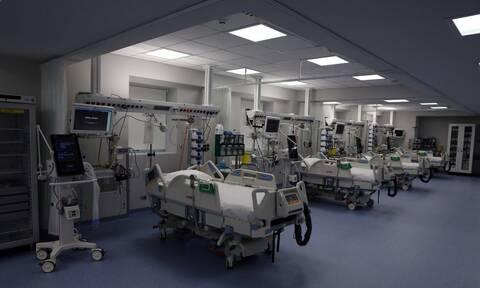 Κορονοϊός: Μόνο 21 κενές κλίνες ΜΕΘ στην Αττική σε πέντε νοσοκομεία