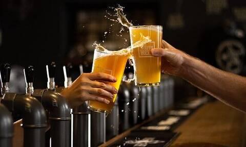 Μπύρα: Σε ποια χώρα παρασκευάζονται οι περισσότερες;