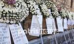 Θρήνος στον Πύργο: Στερνό αντίο στον 45χρονο αστυνομικό που έχασε τη ζωή του σε τροχαίο