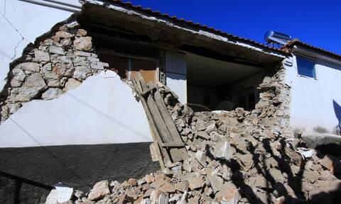 Σεισμός Ελασσόνα: Σε σκηνές θα διανυκτερεύσουν οι κάτοικοι της περιοχής