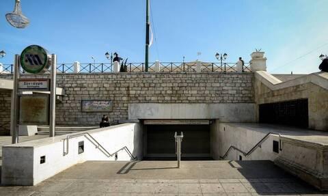 Έκλεισε ο σταθμός του μετρό στο Σύνταγμα: Νέα πορεία για τον Δημήτρη Κουφοντίνα