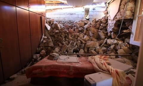 Σεισμός - Ελασσόνα: Βιβλικές εικόνες μετά το χτύπημα του «Εγκέλαδου»