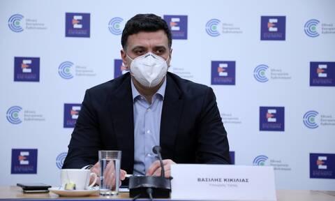 Κικίλιας: Σε εφαρμογή σχέδιο έκτακτης ανάγκης για το ΕΣΥ στην Αττική - «Ξεπερνά τα όριά του»