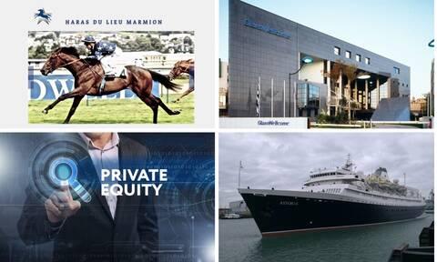 Τα πουλάρια του Μαρινόπουλου, οι δημόσιες συμβάσεις και το αρχαιότερο κρουαζιερόπλοιο στον κόσμο