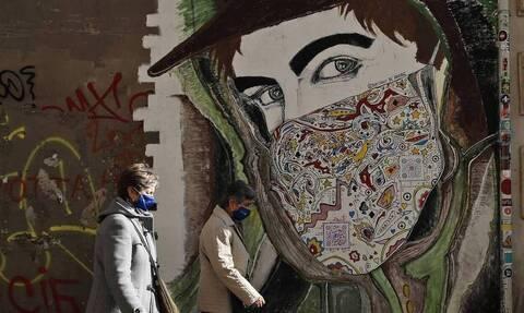 Κορονοϊός - Ιταλία: Πάνω απο 20.800 τα κρούσματα - Στους  347 οι νέοι θάνατοι
