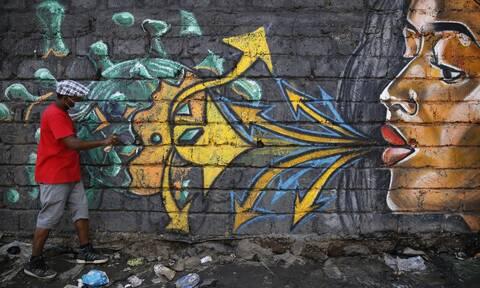 Κορονοϊός - Νέα μελέτη: Όσοι νόσησαν με τη νοτιοαφρικανική μετάλλαξη έχουν καλύτερη ανοσία