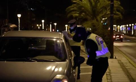 Lockdown: Τέσσερις συλλήψεις και πρόστιμα 473.000 ευρώ για παραβίαση των μέτρων κατά του κορονοϊού