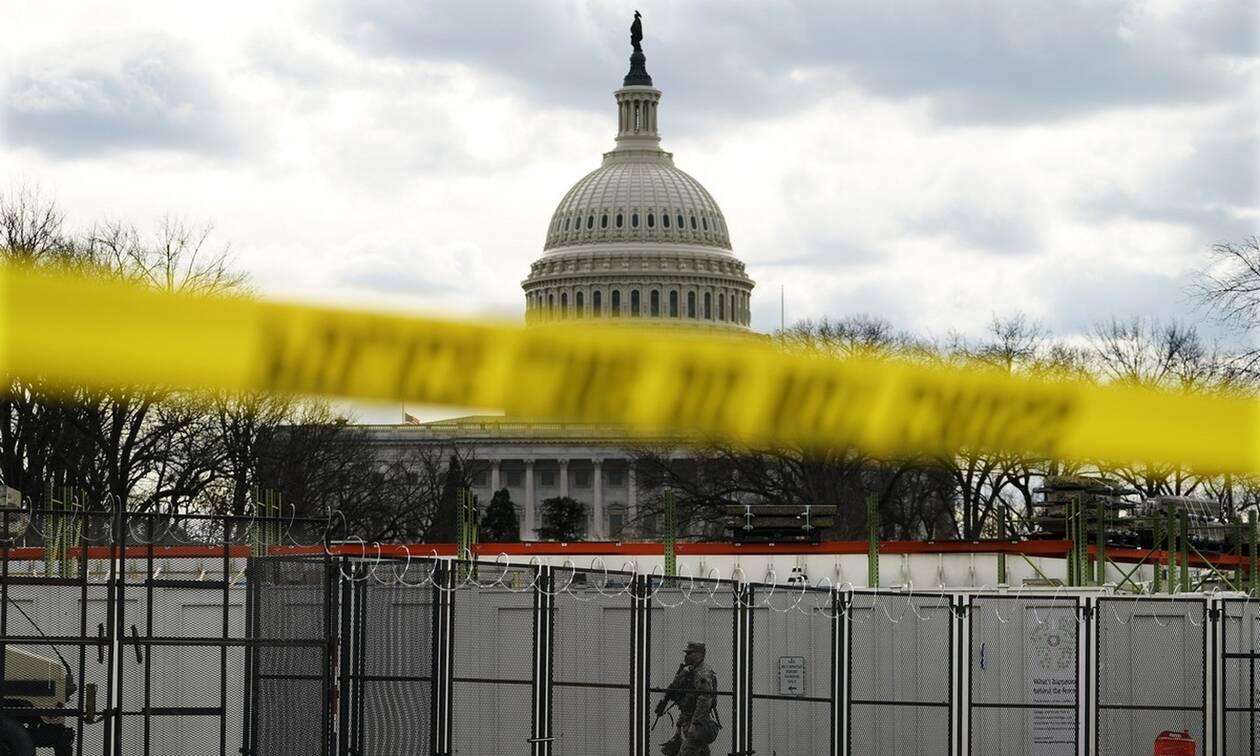 ΗΠΑ: Προειδοποιήσεις για πιθανό σχέδιο εισβολής παραστρατιωτικών οργανώσεων στο Καπιτώλιο