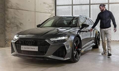 Audi: Ποια μοντέλα της οδηγούν οι ποδοσφαιριστές της Ρεάλ Μαδρίτης;