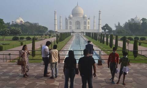 Ταζ Μαχάλ: Φάρσα η απειλή για βόμβα που οδήγησε στην εκκένωση του μνημείου