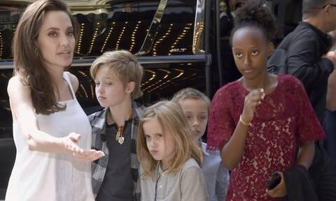 Shiloh και Zahara Jolie-Pitt: Η πραγματική τους σχέση και η φιλία τους με διάσημη ηθοποιό