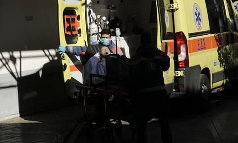 Κορονοϊός: Πέθανε άνδρας στην Μαλεσίνα