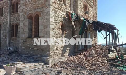 Σεισμός Ελασσόνα - Ρεπορτάζ Newsbomb.gr: Μαρτυρίες κατοίκων για τις δραματικές στιγμές που έζησαν