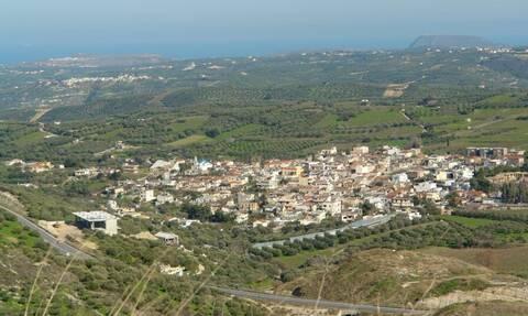 Το χωριό της Κρήτης που «κύκλωσε» ο κορονοϊός