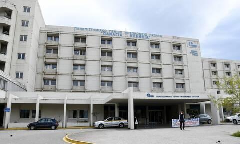 Κορονοϊός - Πανεπιστημιακό νοσοκομείο Πάτρας: Νοσηλεύονται δύο βρέφη