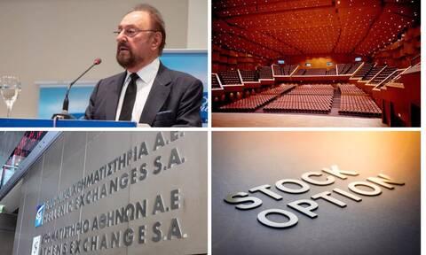 Η εκκρεμότητα της Τεχνικής Ολυμπιακής, η λειτουργία του Μεγάρου και τα έσοδα του Χρηματιστηρίου