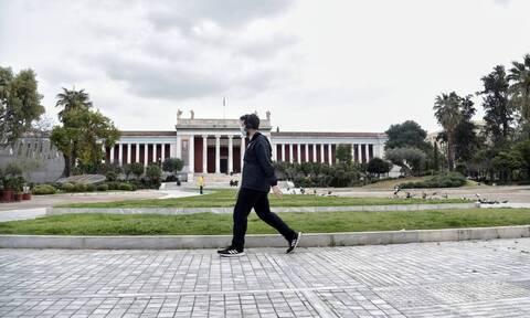 Κορονοϊός - Θωμαϊδης: Ελπίζουμε σε αποκλιμάκωση από την επόμενη βδομάδα