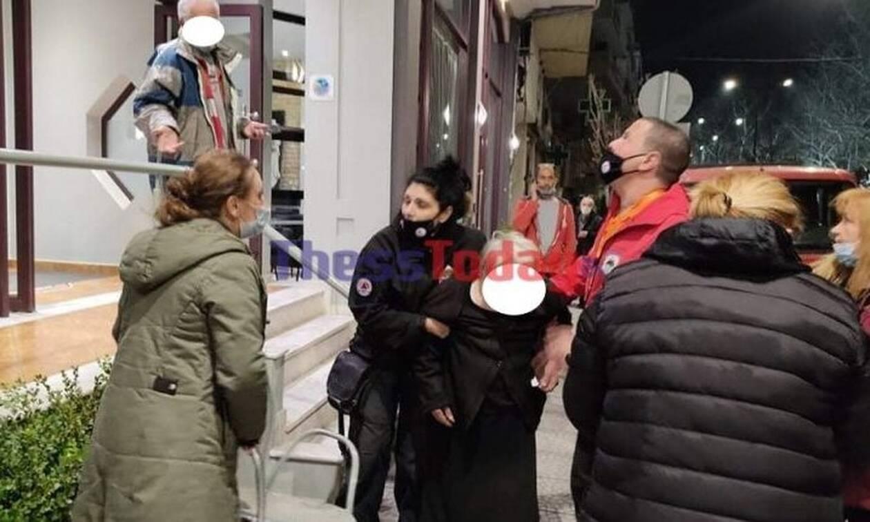 Σεισμός Ελασσόνα: Στους δρόμους και οι κάτοικοι Λάρισας - Εκκένωση ξενοδοχείου στον Τύρναβο