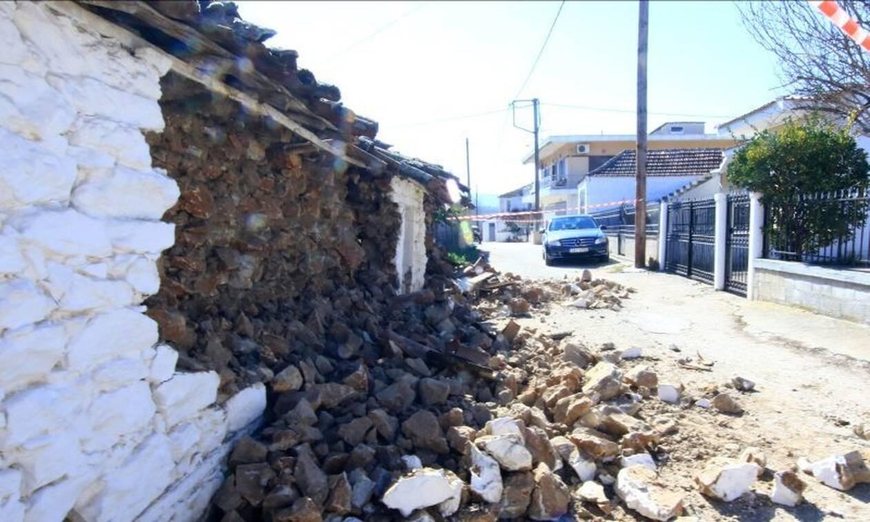 Σεισμός Ελασσόνα: Ενεργοποιήθηκε νέος κλάδος του ρήγματος - Κινητοποίηση της Πολιτικής Προστασίας
