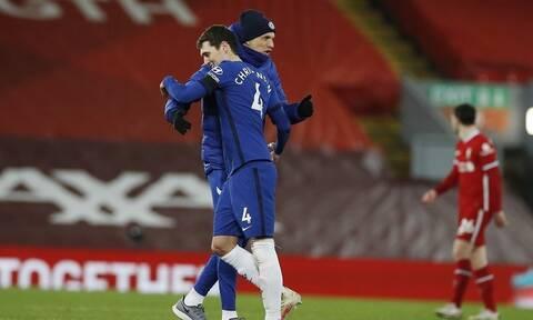 Premier League: Αήττητο η Τσέλσι, κατρακύλα η Λίβερπουλ - Όλα τα γκολ στην Αγγλία (videos)