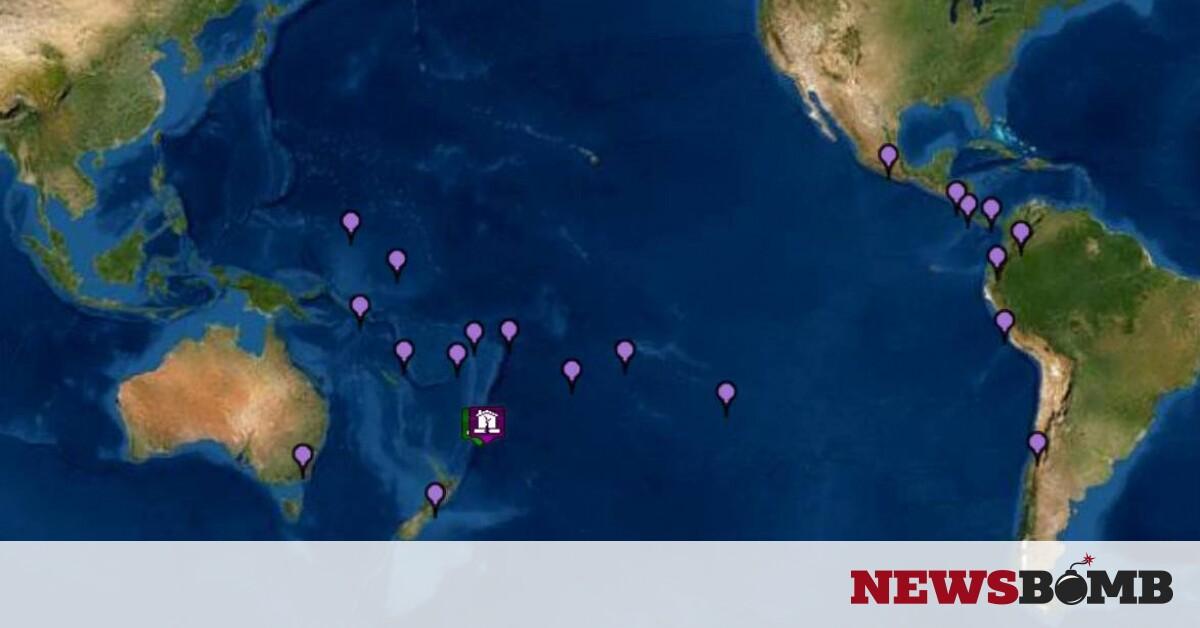 facebookScreenshot 2021 03 05 U S Tsunami Warning Centers