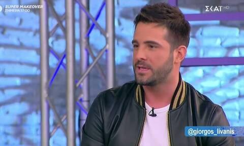 Γιώργος Λιβάνης: Ο νυν σύντροφος της Μαριαλένας έδωσε «respect» στον πρώην (video)