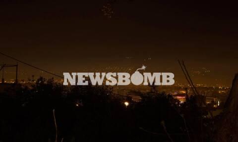 Τσικνοπέμπτη: «Θολωμένη» η ατμόσφαιρα το βράδυ στην Αθήνα – Το φαινόμενο εξηγεί ο καθηγητής Ζερεφός