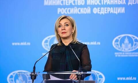 Захарова пообещала, что Россия скоро опубликует ответный стоп-лист граждан США
