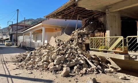 Λάρισα: Τη Δευτέρα αναμένεται το πόρισμα των επιστημόνων για τον σεισμό των 5,9 Ρίχτερ