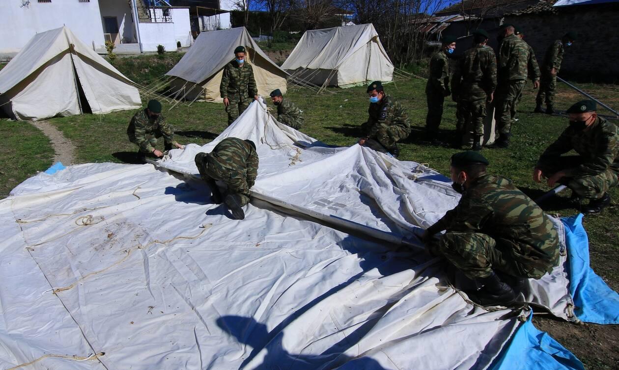 Ένοπλες Δυνάμεις: Όπου υπάρχει ανάγκη! Από Έβρο μέχρι Κρήτη και από Οθωνούς μέχρι Καστελόριζο