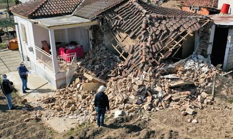 Σεισμός στην Ελασσόνα: Σε εξέλιξη οι εντατικοί έλεγχοι κτηρίων στις πληγείσες περιοχές