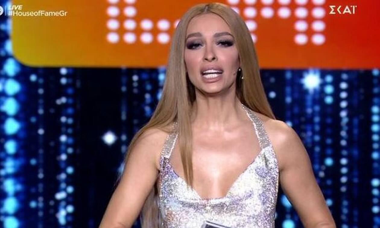 House of Fame: Η σούπερ σέξι εμφάνιση της Ελένης Φουρέιρα!
