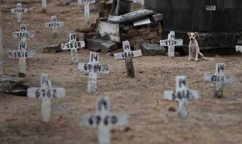 «Καλπάζει» ο κορονοϊός στη Βραζιλία: Δυσοίωνες εκτιμήσεις για 3.000 ημερήσιους θανάτους