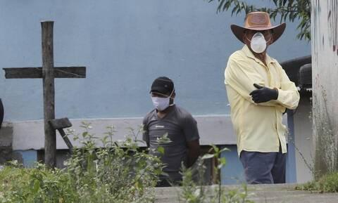 Κορονοϊός - Ισημερινός: 33 θάνατοι και πάνω από 1.300 κρούσματα το προηγούμενο 24ωρο