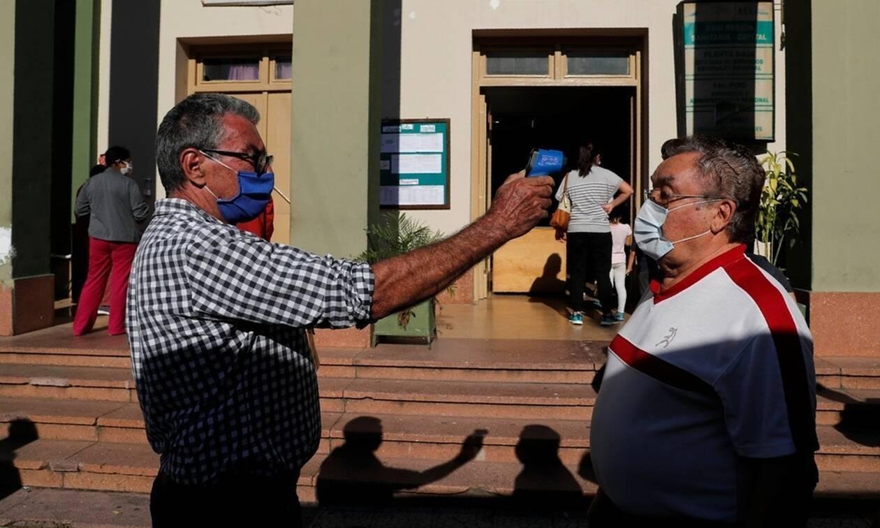 Κορονοϊός: Οργή στην Παραγουάη για την διαχείριση της πανδημίας - Παραιτήθηκε και ο υπουργός Υγείας