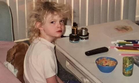 Αναγνωρίζεις την ηθοποιό στο κοριτσάκι της φωτογραφίας;