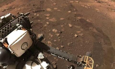 Τo Perseverance έκανε τα πρώτα του 6,5 μέτρα στον Άρη