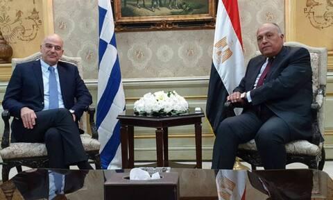 Δυναμική απάντηση της Ελλάδας στις «φαντασιώσεις» Ερντογάν για ΑΟΖ με την Αίγυπτο