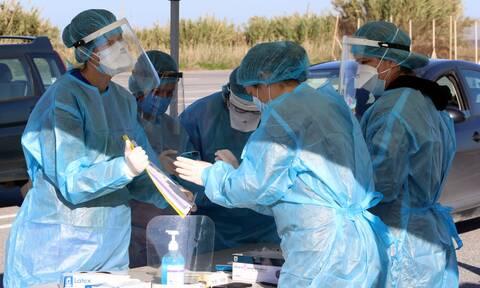 Κρούσματα σήμερα: Ποια πτώση; Πάνω από 2.000 και σήμερα οι νέες μολύνσεις