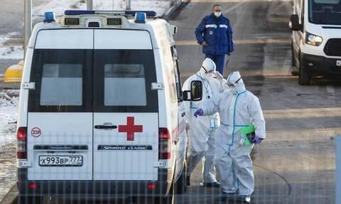 Κορονοϊός - Ρωσία: Πάνω από 11.000 τα νέα κρούσματα - Στους 441 οι νέοι θάνατοι