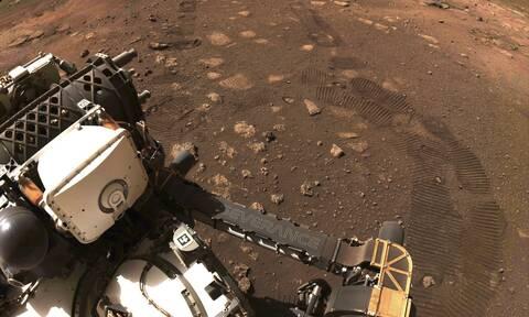 Εμπρός... Mars! Τα πρώτα «βήματα» του Perseverance στον Κόκκινο Πλανήτη (pics)