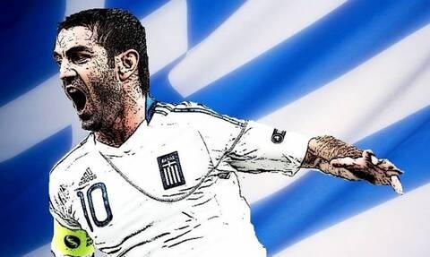 Γιώργος Καραγκούνης: Ο εμβληματικός αρχηγός του ελληνικού ποδοσφαίρου!