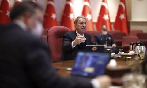 Απίστευτος Ακάρ: «Παρά τη θετική μας στάση η Ελλάδα συνεχίζει τις προβοκατόρικες ενέργειες»