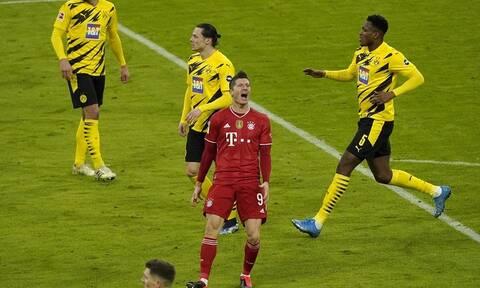 Bundesliga: Απίθανη Μπάγερν! «Τεσσάρα» από 0-2 στο ντέρμπι – Όλα τα γκολ στη Γερμανία (videos)