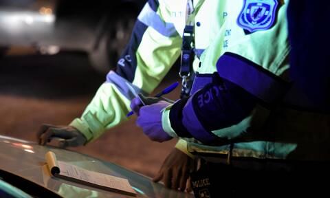 Lockdown: Μπλόκα της ΕΛ.ΑΣ. σε κεντρικούς δρόμους της Αττικής - Καθολικοί έλεγχοι
