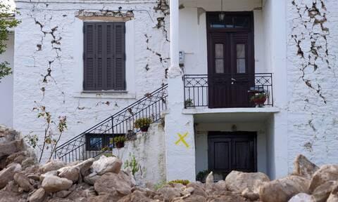 Σεισμός Ελασσόνα: Στα 898 τα μη κατοικήσιμα σπίτια στις σεισμόπληκτες περιοχές της Θεσσαλίας