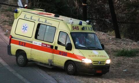 Ηράκλειο: Μοτοσικλέτα παρέσυρε πεζή – Σε κρισιμη κατάσταση ηλικιωμένη