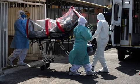 Κορονοϊός - Μεξικό: 779 νέοι θάνατοι και επιπλέον 6.500 κρούσματα σε 24 ώρες