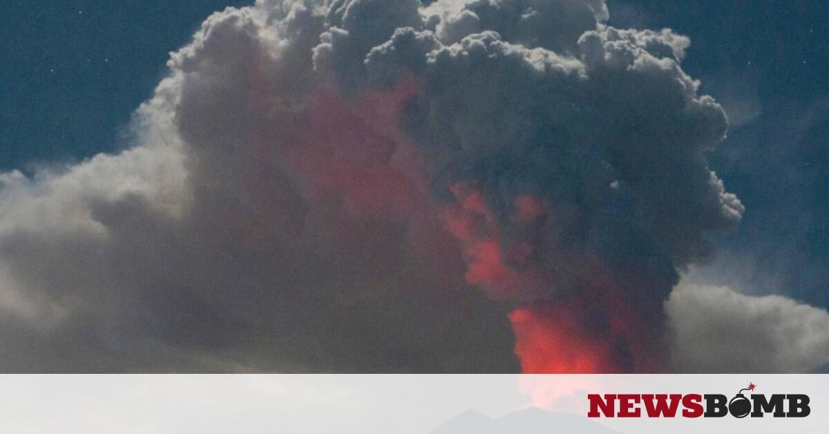 facebookbali volcano